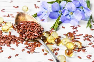 Льон - незамінні властивості насіння і олії