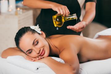 Які  олії підходять для масажу та зовнішнього застосування?