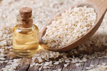 Кунжут - джерело рослинних антиоксидантів