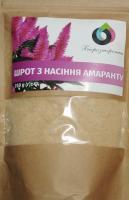 Шрот з насіння амаранту